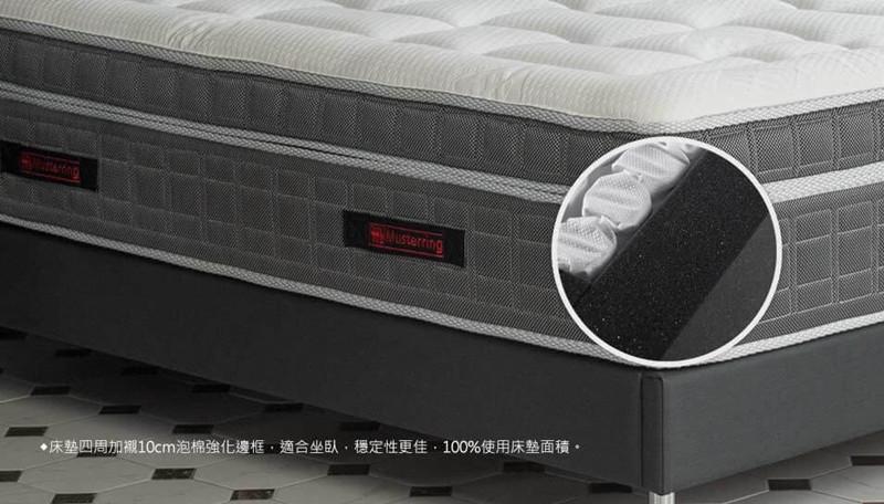 德国美得丽进口床垫MR598