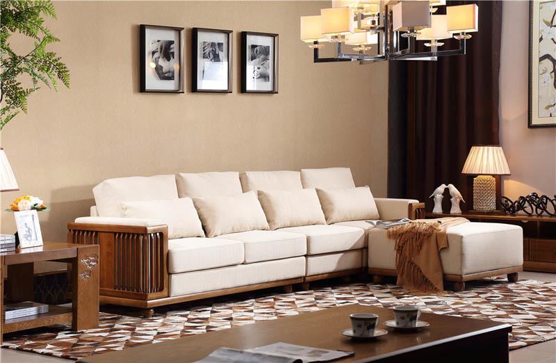 青鸟一木高瓴客厅实木沙发怎么样