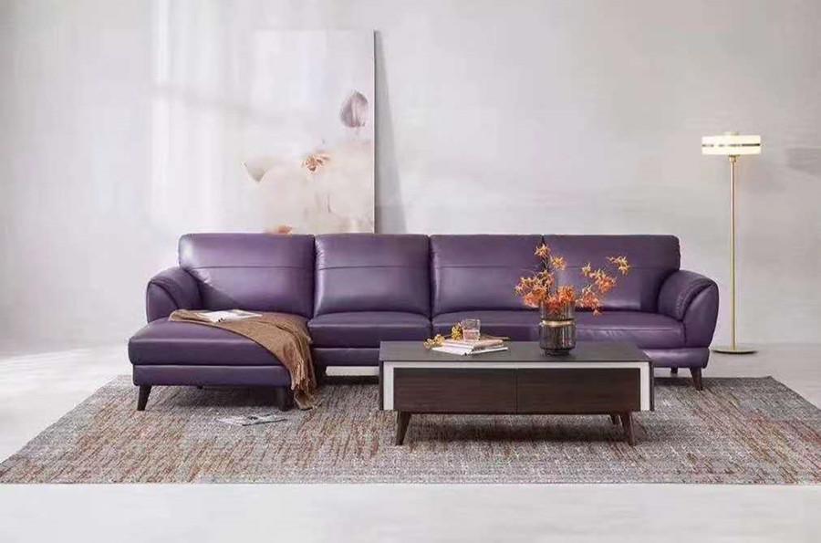 左右真皮沙发大户型沙发价格合理